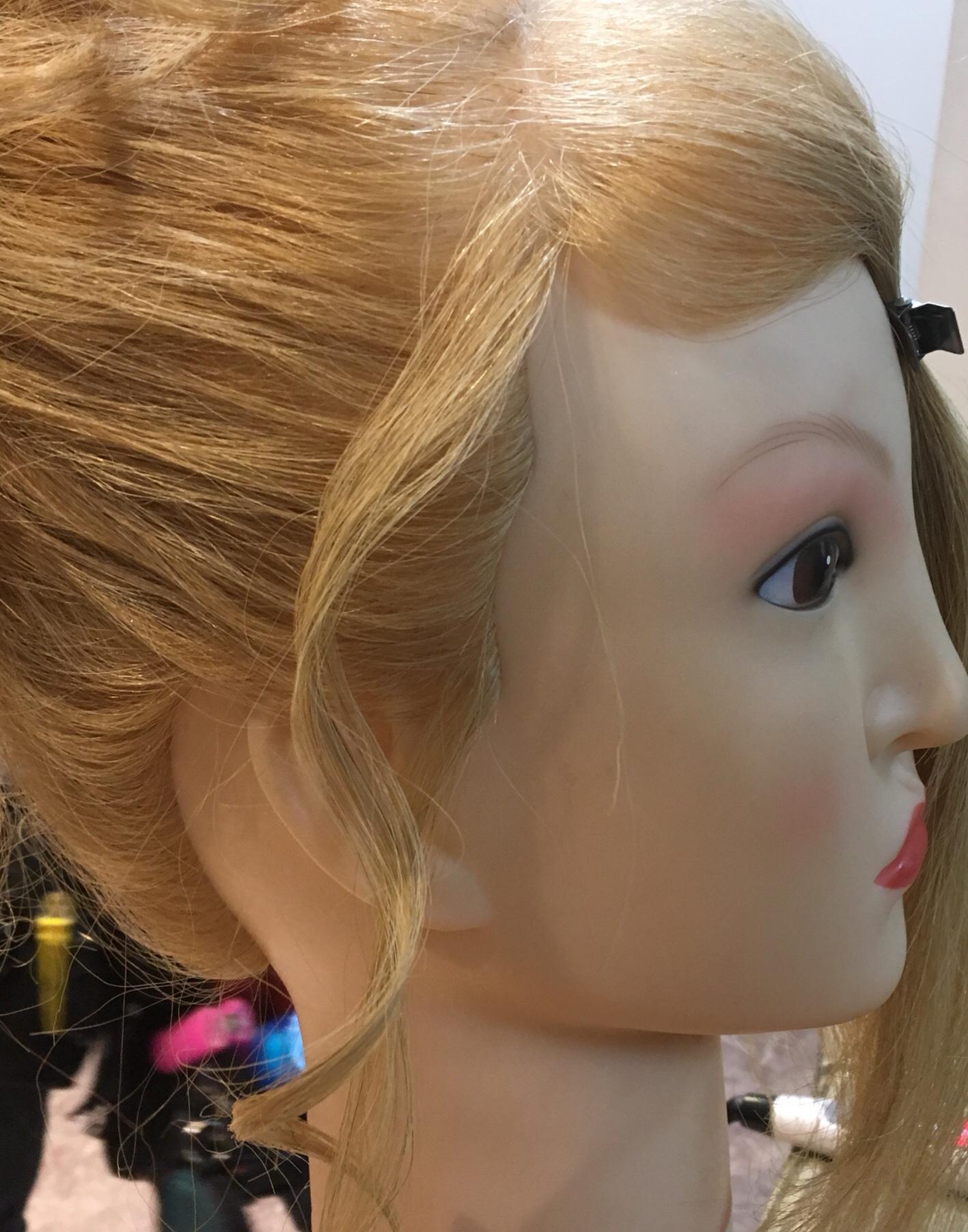 ブリーチ毛を髪質改善エステすると!?