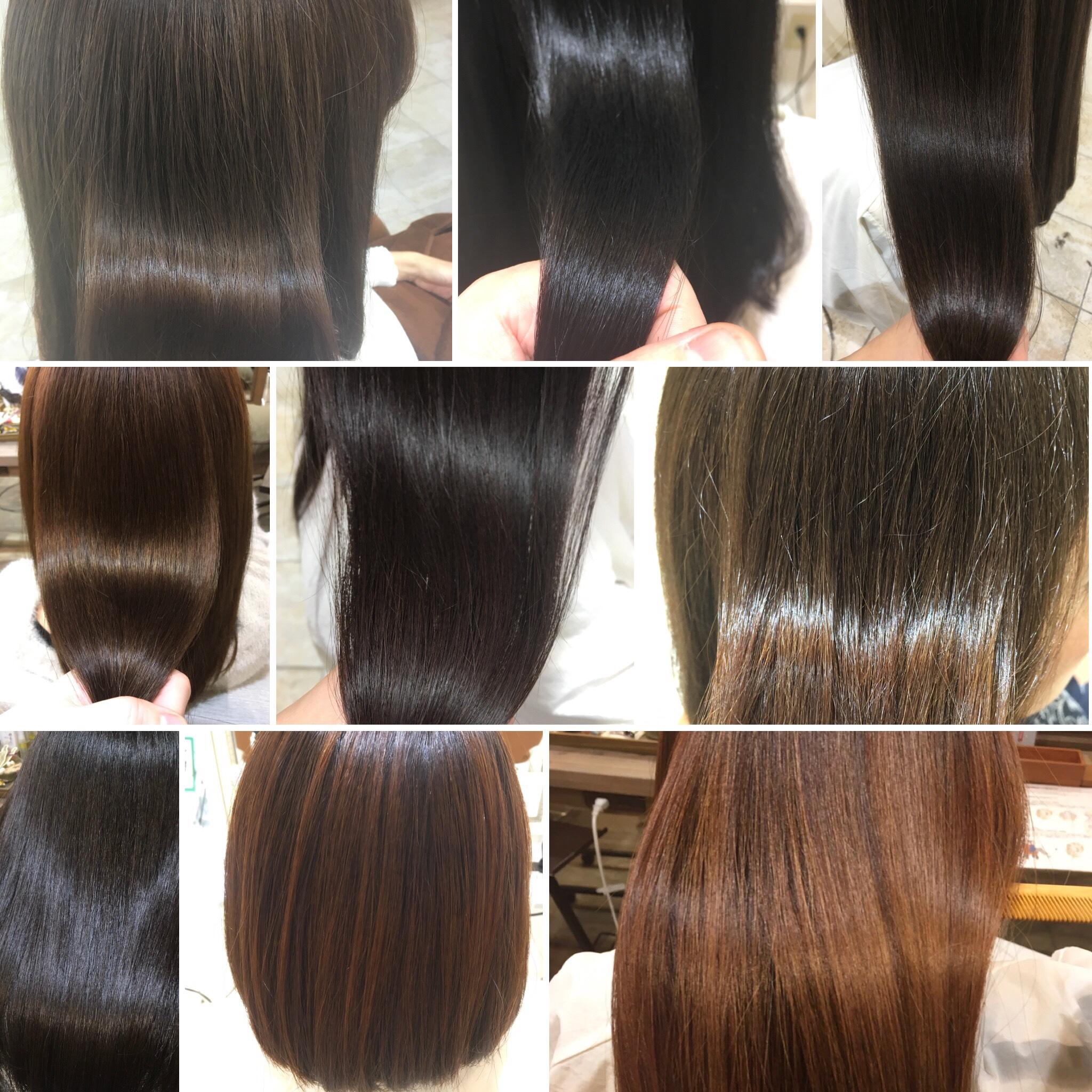 髪質でお悩みの方が非常に多く!1月の予約枠も満席です!