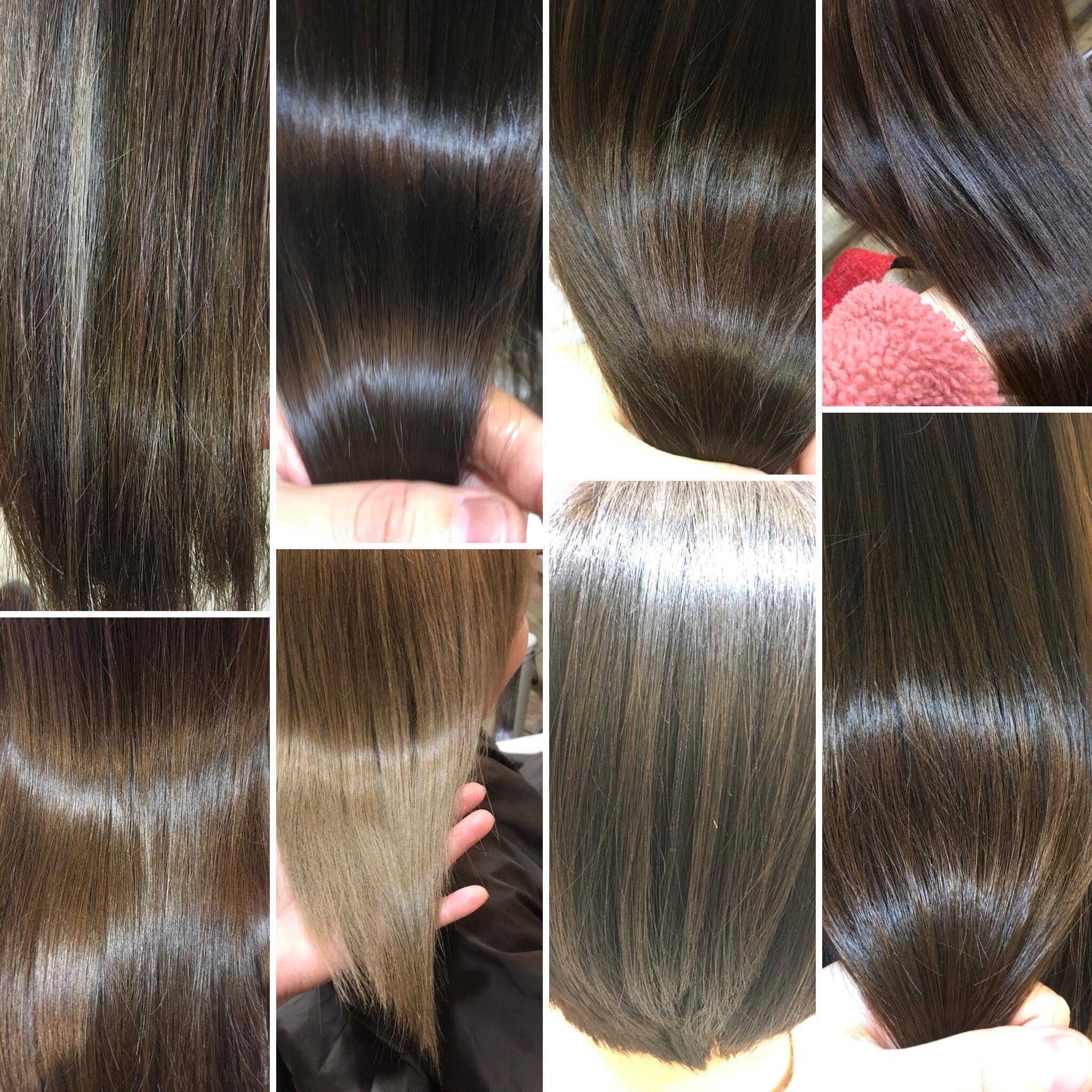 髪質改善ヘアエステのグレードを今より上げる!?