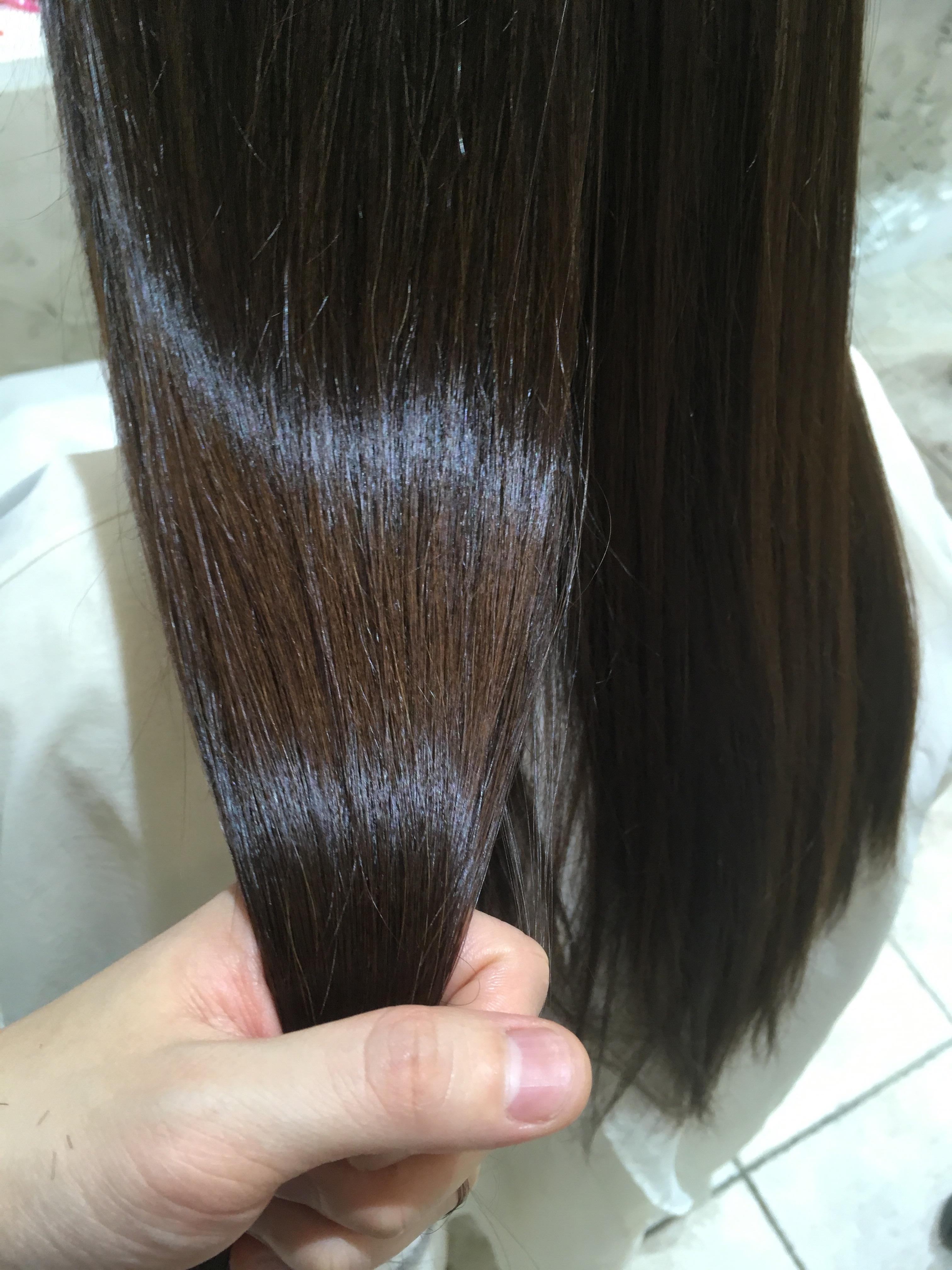 パサパサの髪質には必ずトリートメントが必要!?